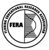 Florida Educational Research Association (FERA) logo